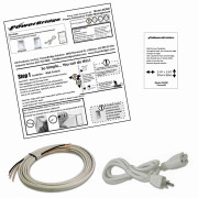 Ultimate Wall Cable Hider ~ PowerBridge ~ Model ONE PRO 6