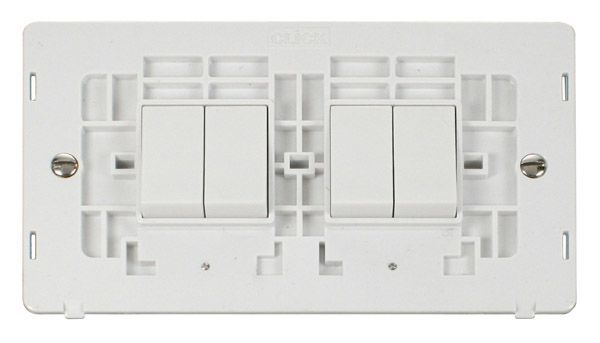 modular switches for home electrical wiring
