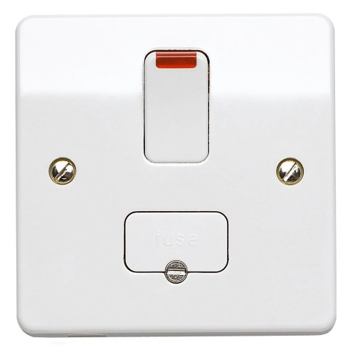 small resolution of mk electric k1060whi logic plus white moulded double pole switched connection unit with neon 13a 5467 p jpg