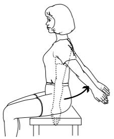 Flexibility Exercise For Poor Shoulder Extension — powerDOJO
