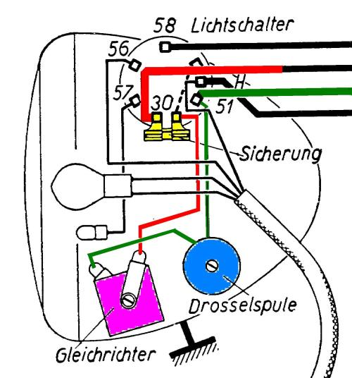 small resolution of ac dc light wiring
