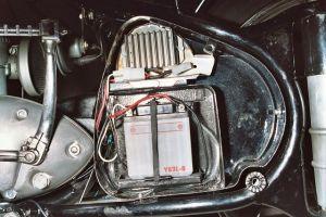Powerdynamo pare DKW posquerra (salvo 125W y 350)