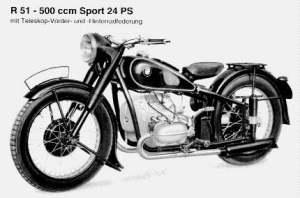 Powerdynamo for BMW R51 and alikes: UralDneprMolotov M72