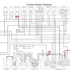 Yamaha Guitar Wiring Diagram 69 Mustang Under Dash For 1975 Dt 125 Get Free Image
