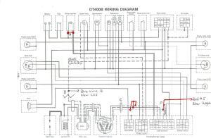 Powerdynamo for Yamaha DT123, RT123, DT250360400