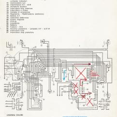 Stator Wiring Diagram 120v Outlet Powerdynamo For Benelli Engine 125 And 250 2c