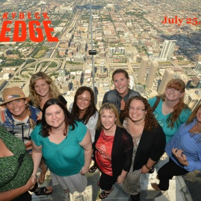#SkydeckChicago A Top Chicago Attraction the Skydeck!