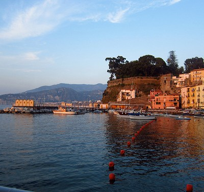 A family food trip to Sorrento