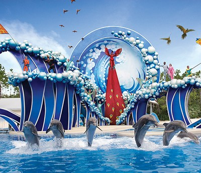 Highlight of our Summer Vacation – Seaworld San Diego