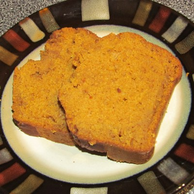 Pumpkin Spice Loaf Recipe