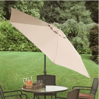 Brylane Home Tilt Umbrella