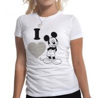 Del Sol Mickey T-shirt Before Sun