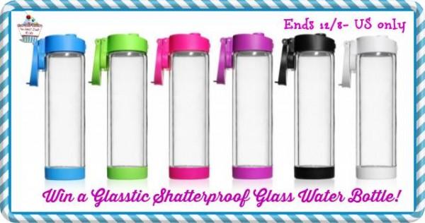 glasstic water bottles