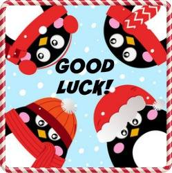 good luck penguins