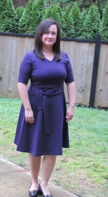 Abbey Post dress 1