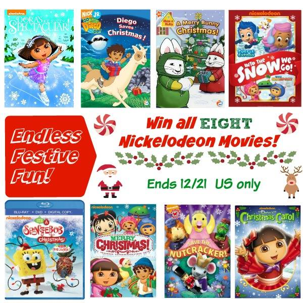 Nick Jr holiday button