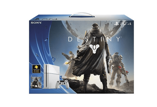 PS 4 destiny bundle