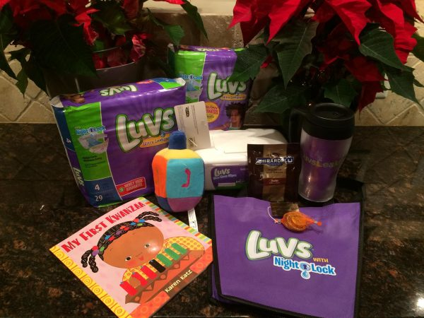 luvz holiday prize pack