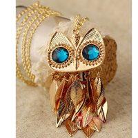 jewlery 3 owl