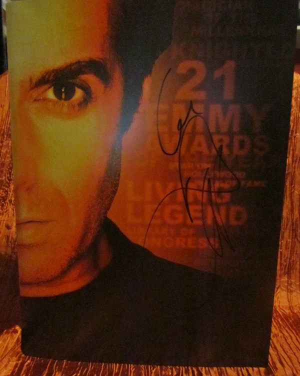 David copperfield booklet 2