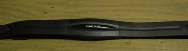 Garmin heart rate