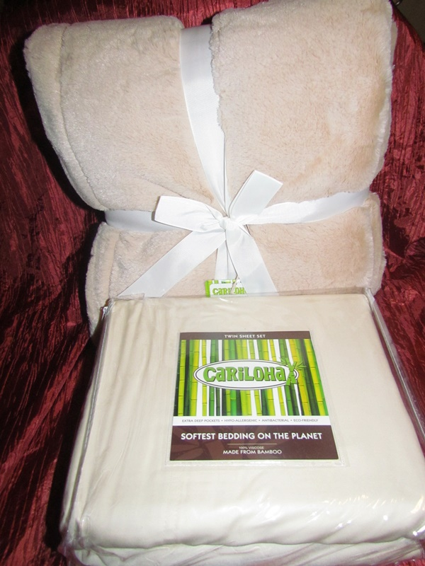 powered by mom shares her spring cariloha bamboo sheets u0026 bamboo blanket review