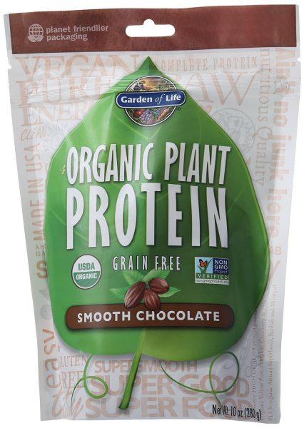 garden organic plant chocolate