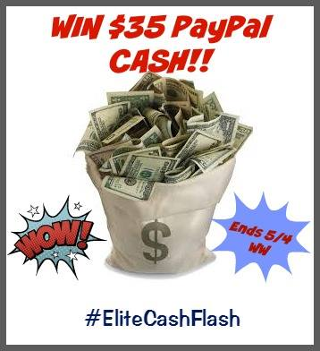 35 cash flash