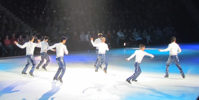 stars on ice 5 group