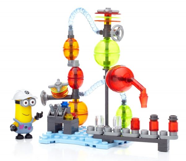 Minions jelly lab