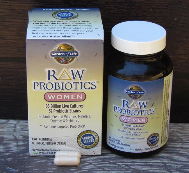 RAW probiotics women