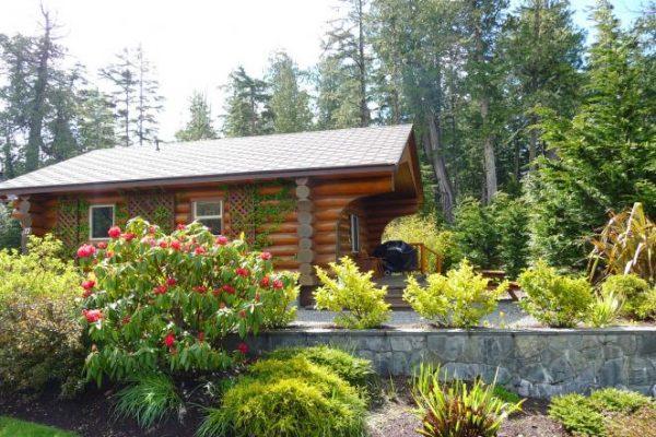 crystal cove cabin