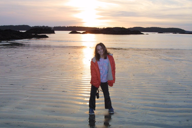 crystal cove sunset walk fun