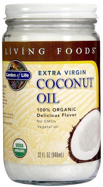 garden of life coconut oil