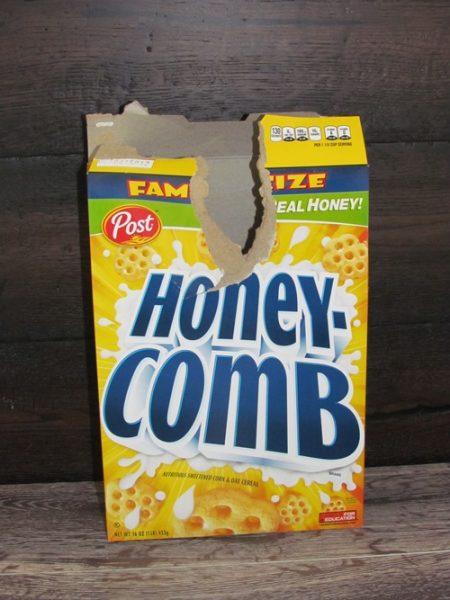 honeycomb box