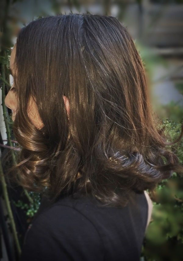 after side view curls