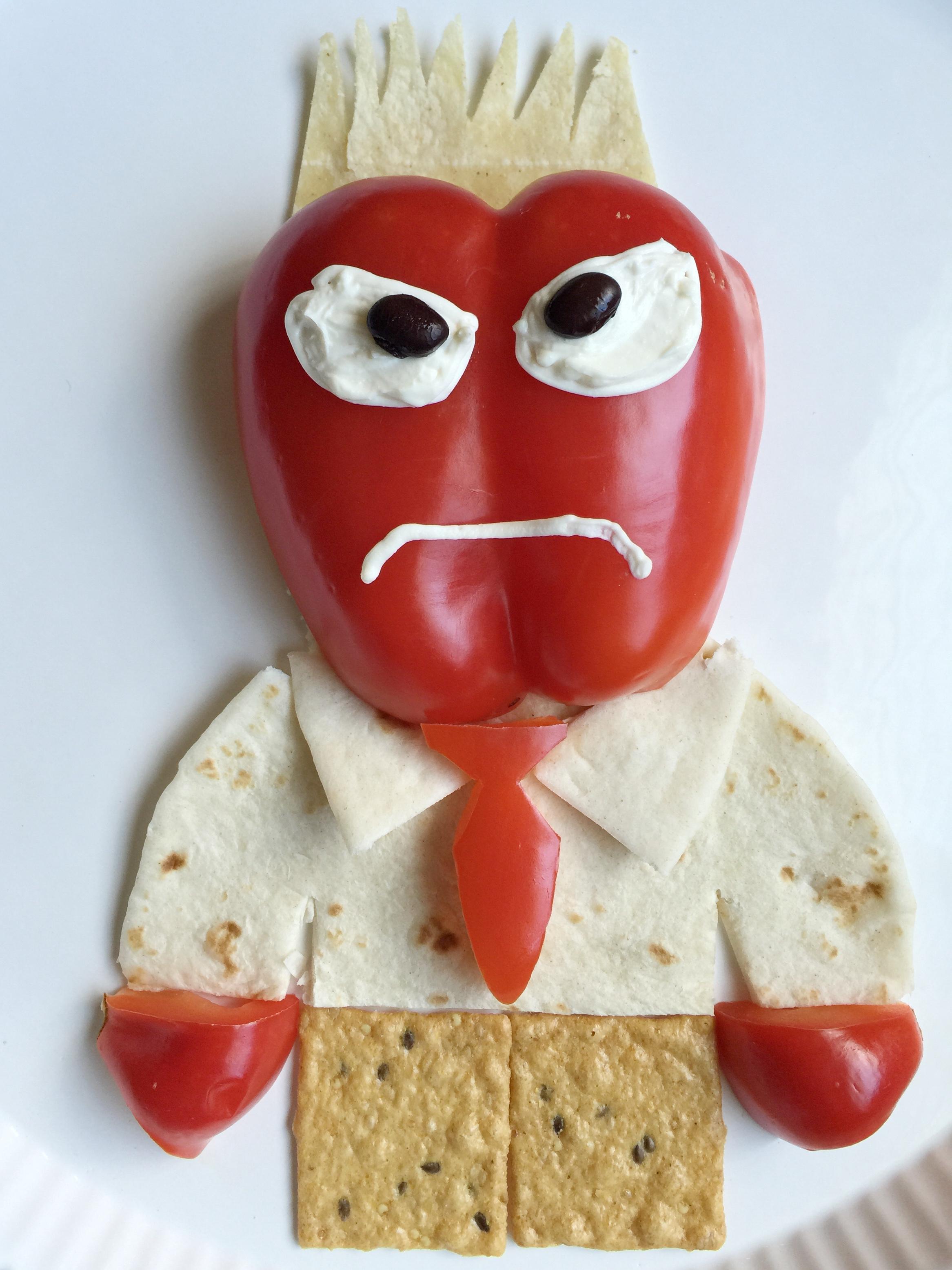 Disney PIXAR Inside Out Anger Snack