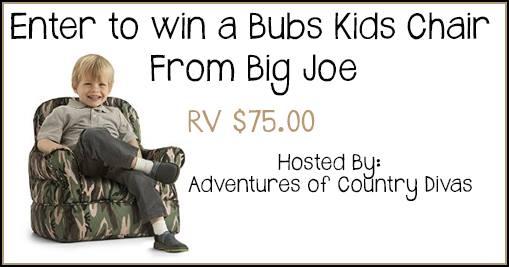 bubs kids chair