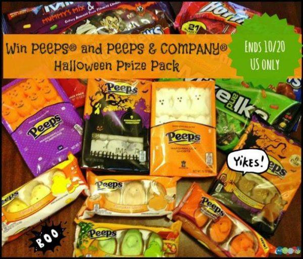 peeps giveaway