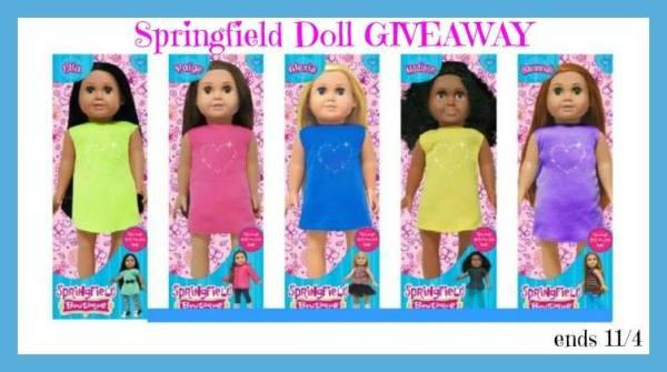 springfield doll