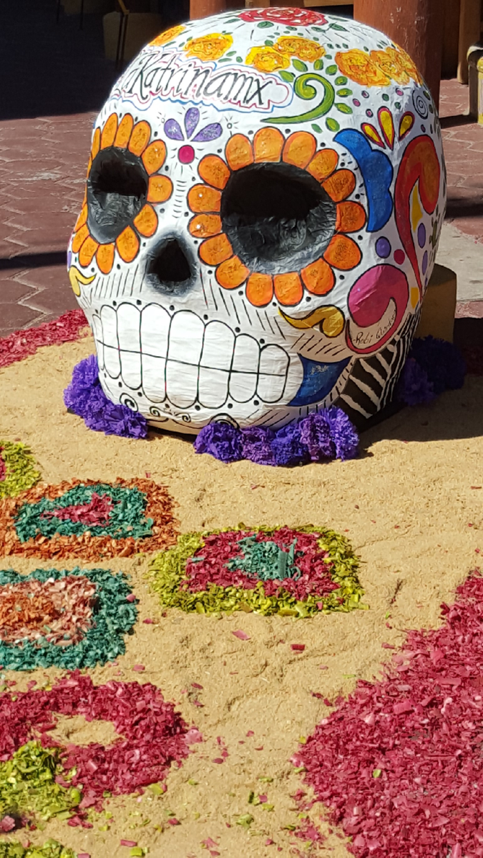 Day of the Dead in Ixtapa, Mexico