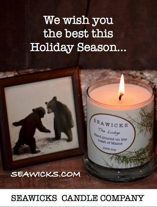 seawicks candle