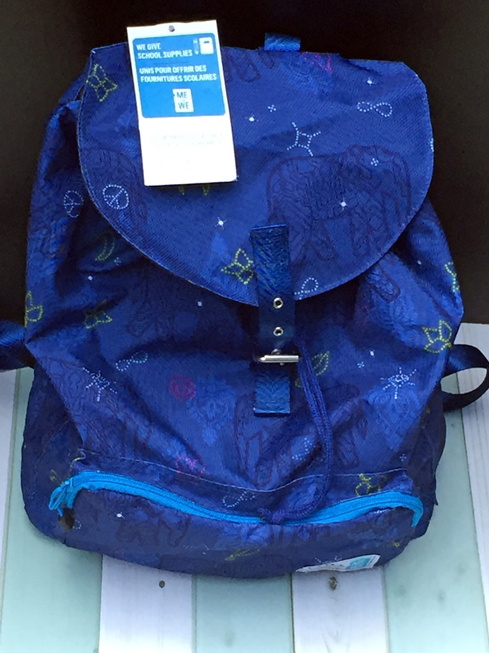 Staples Me to We Backpack