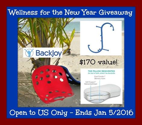 Backjoy Wellness Giveaway Powered By Mom