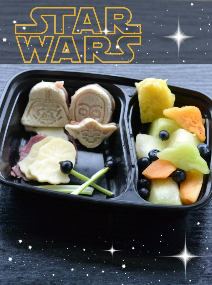 Star Wars Bento Box for kids