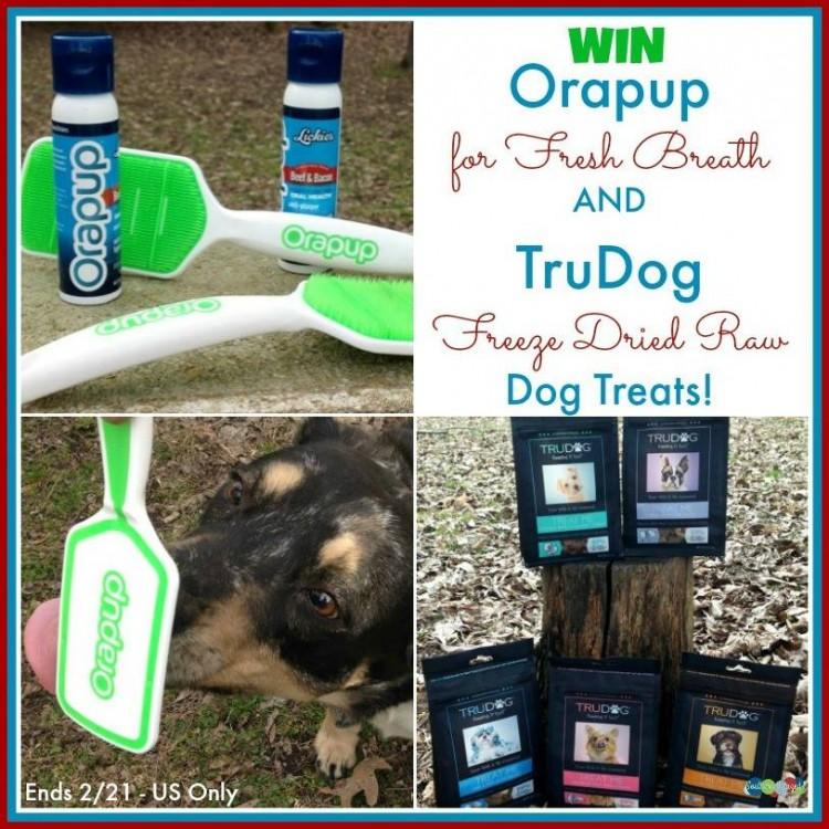 tru dog treats