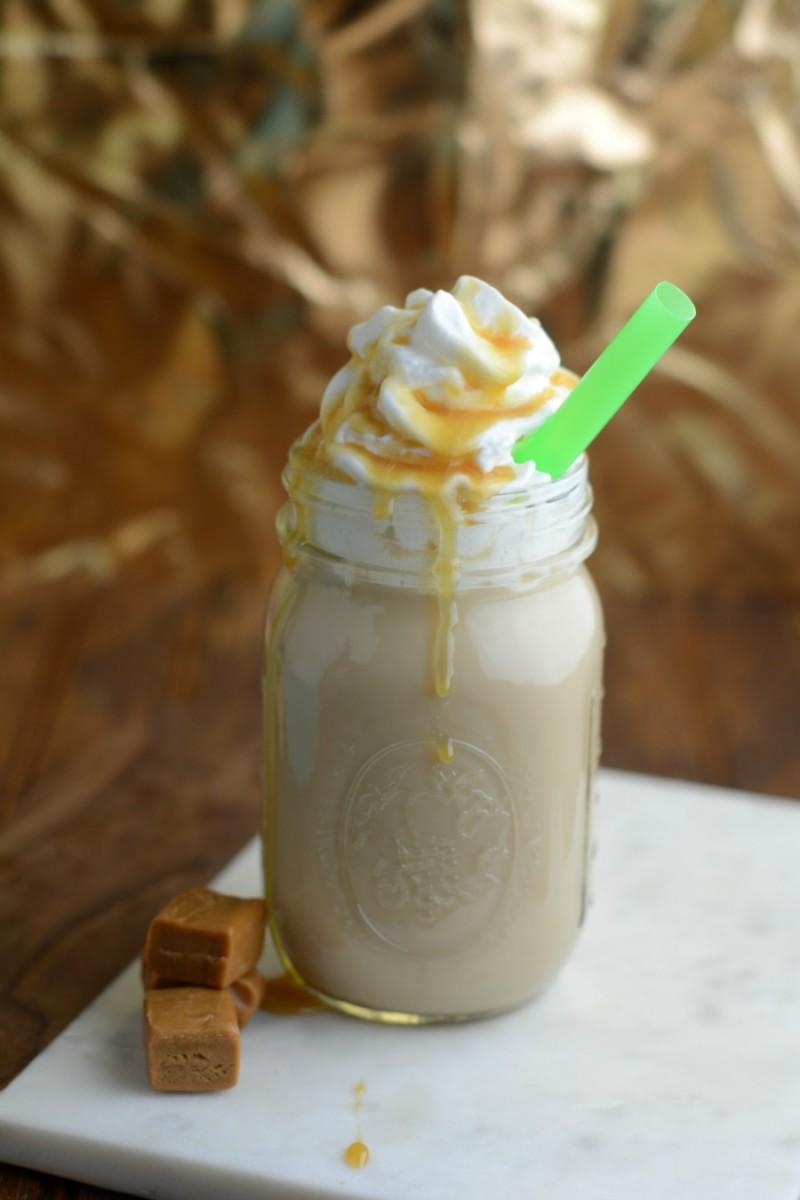 Caramel Dulce Latte