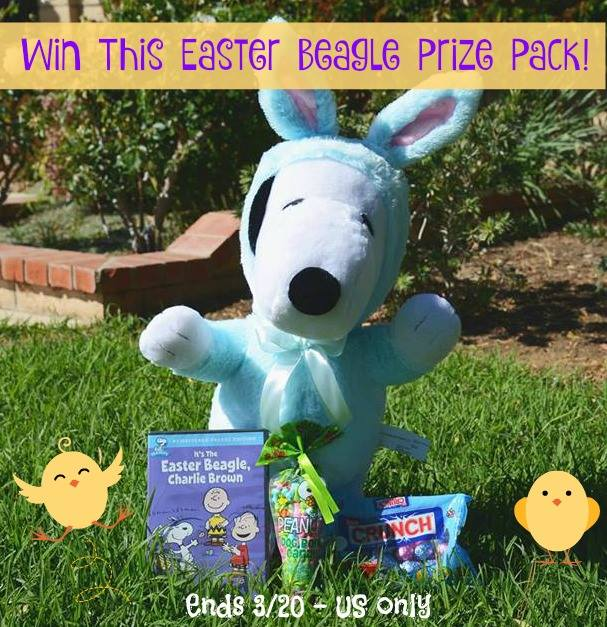 snoopy easter