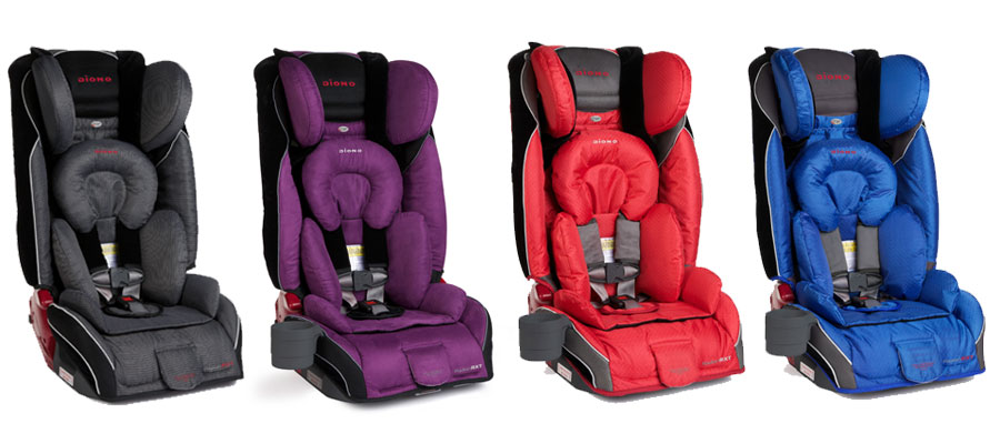 Diono Radian RXT Car Seat Review - Powered By Mom