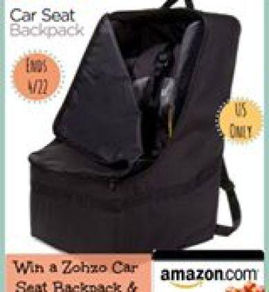 zohzo car seat